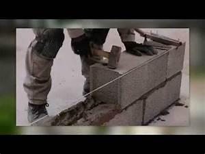 Monter Mur En Parpaing : monter un mur en parpaing jardin pinterest murs en ~ Premium-room.com Idées de Décoration
