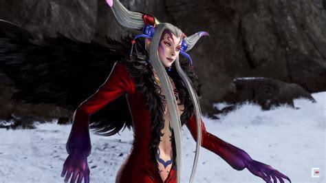 check   ultimecia dissidia final fantasy nt trailer