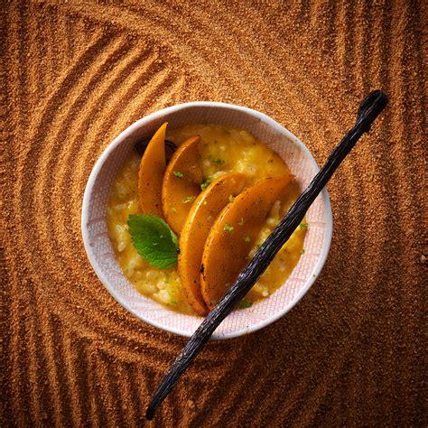 riz au lait de coco une recette dessert cuisine le figaro madame