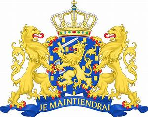 File State Coat Of Arms Of The Netherlands Svg