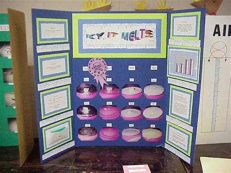 Science Fair Experiments For Fourth Graders Little House