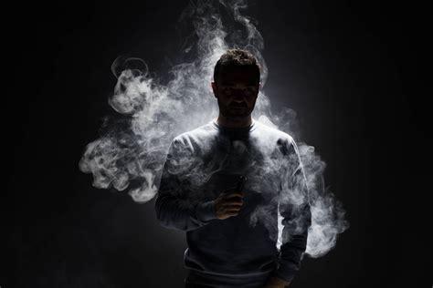 vaping smoking tobacco linked  heart attack depression