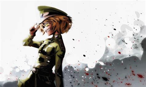 youjo senki army tanya anime girl wallpaper tanya