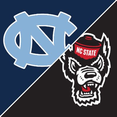 north carolina  nc state game summary january