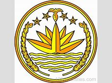 National Emblem Of Bangladesh 123Countriescom