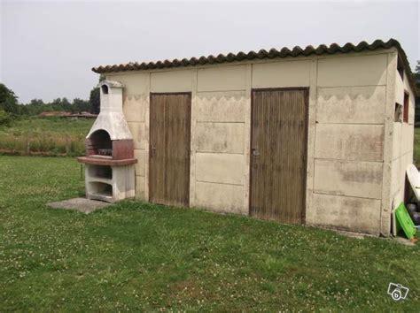abri de jardin en plaque de beton de conception de maison