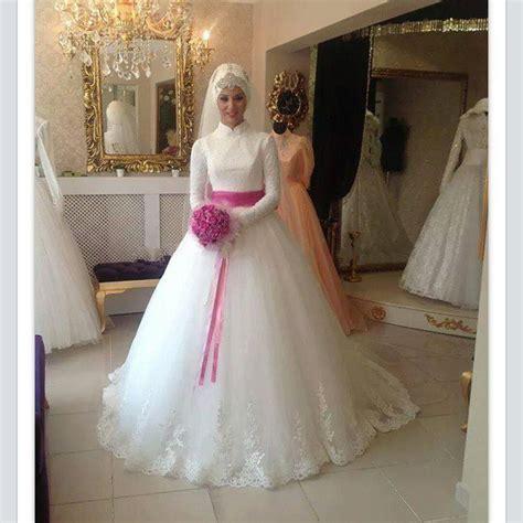 mariage islamique robe de mariage islamique