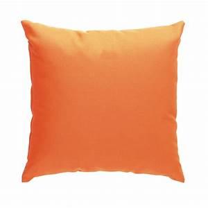 Maison Du Monde Coussin : 2 coussins orange 40 x 40 cm sunny maisons du monde ~ Teatrodelosmanantiales.com Idées de Décoration