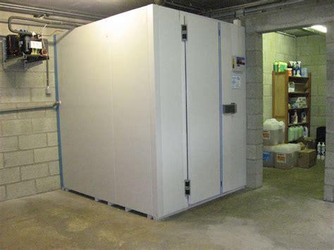 air sec dans une chambre chambre froide l équipement nécessaire