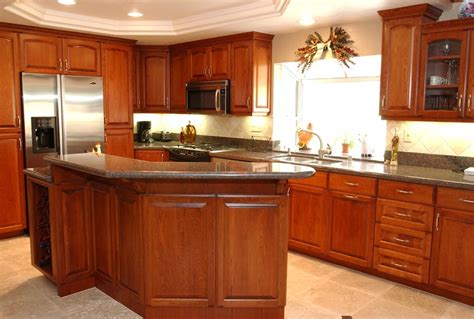 Cherry Cabinets by Mader Cabinet Co Cherry Cabinets Heritage Style Doors