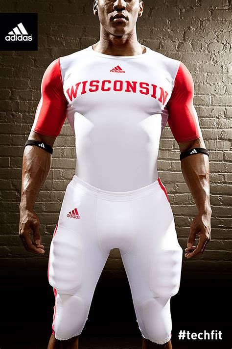 adidas wisconsin unveil unrivaled game techfit