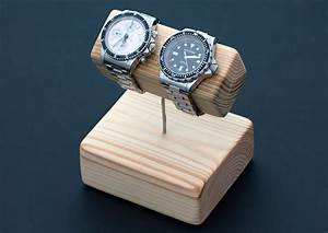 Easy to make watch stand, with off cuts   Suburban Dad ...