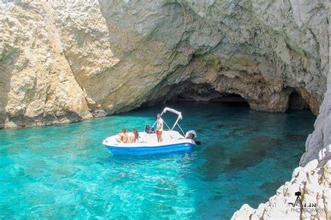 Big Blue Boat Zante by Boat Trips Porta Mar Villas Psarou Zakynthos
