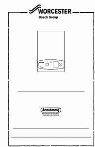 Worcester 24ijunior Thermostat User Instructions