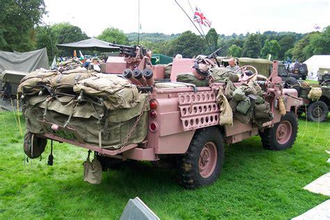 sas land rover military items military vehicles military trucks