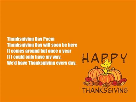 happy thanksgiving quotes  poems quotesgram