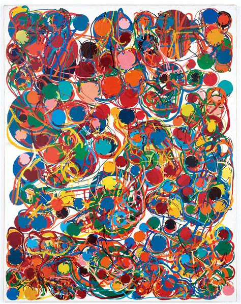 """""""a Visual Essay On Gutai"""" At Hauser & Wirth (contemporary"""