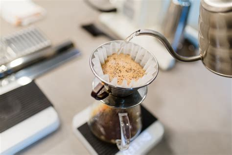 The dissolution and extraction of these organic molecules is a process dependent on the dissolved mineral content of the water. Brewing Theory & Science - Undercurrent Coffee