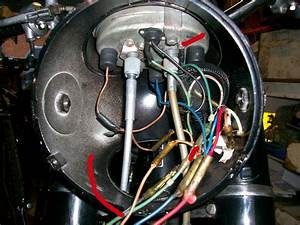 1966 Headlight Bucket Wiring Check