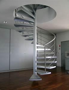 Escalier Helicoidal Exterieur Prix : escalier h lico dal d 39 exception schaffner ~ Premium-room.com Idées de Décoration