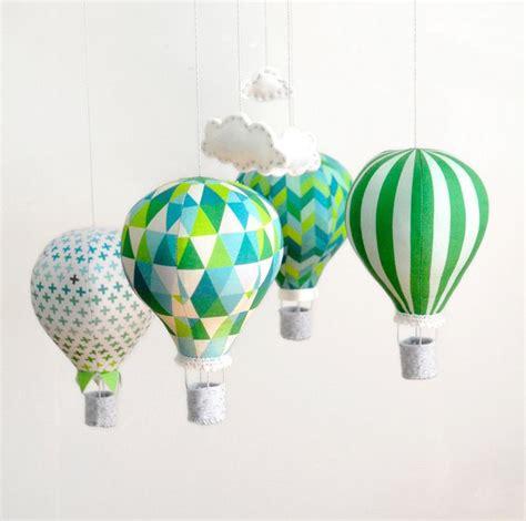 d coration pour chambre de b b a faire soi meme les 25 meilleures idées de la catégorie montgolfières sur