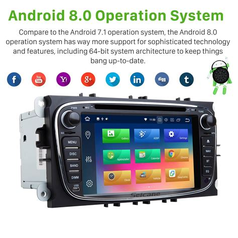 android  gps navi dvd player radio stereo