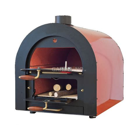 alfa cuisine valoriani montierter indirekter pizzaofen
