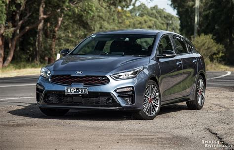 kia cerato gt turbo review video driving enthusiast