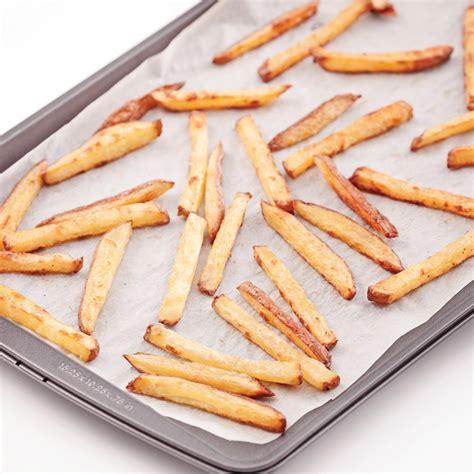 papier parchemin cuisine en é réussir des frites croustillantes sans friture