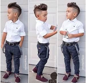 Cool kids & boys mohawk haircut hairstyle ideas 45 ...