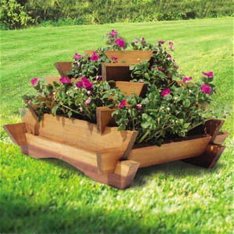 planter plantstand plans sc tiered flower planter