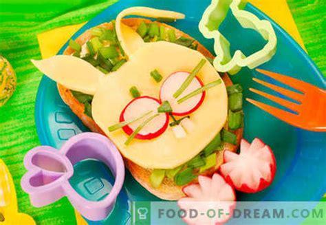 Bērnu sviestmaizes ir labākās receptes. Kā ātri un garšīgi ...