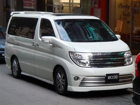 Nissan Elgrand Image by Nissan Elgrand 2007 Review Amazing Pictures And Images