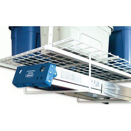Hyloft 00420 Addon Shelving Hook Ceiling Storage Unit