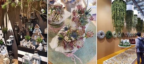 Flowers, Trends And More At Christmasworld