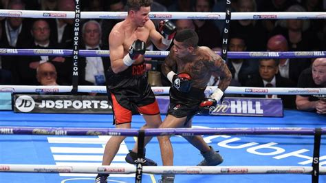 Benn vs Formella: Conor Benn's trainer Tony Sims on an eye ...