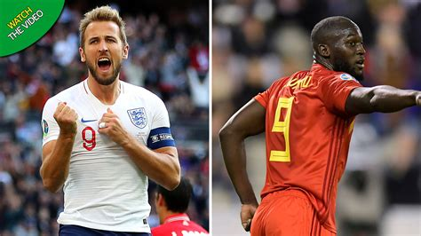 What channel is England vs Belgium? Kick-off time, TV and ...