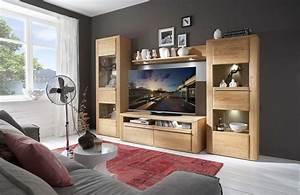 Möbel Discounter Online Shop : ideal m bel wohnwand leeds 17 asteiche m bel letz ihr online shop ~ Bigdaddyawards.com Haus und Dekorationen