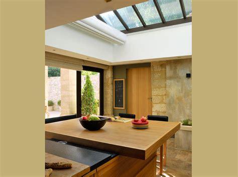 plan de travail cuisine bambou cuisines des extensions à vivre décoration