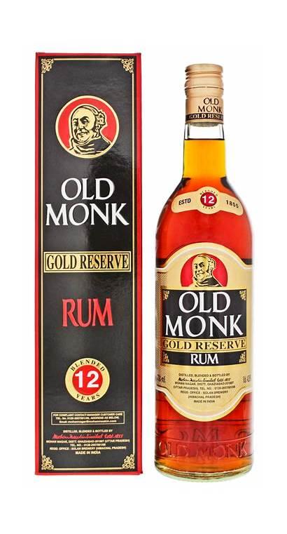 Monk Rum Years Reserve 7l Neeldrinks Liter