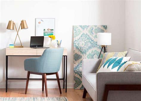 amenager bureau dans salon 10 conseils pour aménager un bureau chez soi clem around
