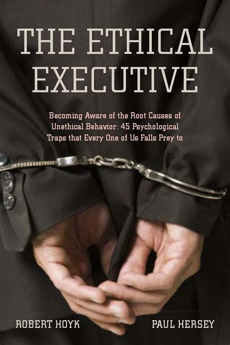 ethical executive  aware   root