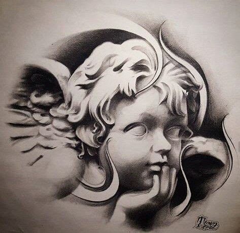 angel drawing tattoo at getdrawings com free for