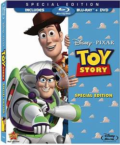 Toy Story (1995) Poster #1 - Trailer Addict