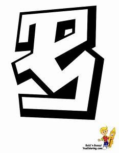 Hip Hop Alphabet Graffiti | Hip Hop Graffiti | Free ...