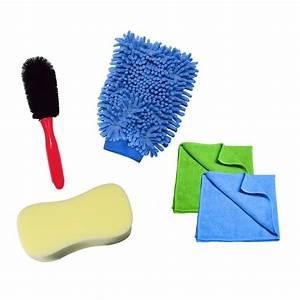 Kit Lavage Voiture : kit de lavage int rieur ext rieur ~ Dallasstarsshop.com Idées de Décoration