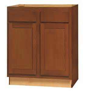 kitchen kompact glenwood 30b beech base cabinet at menards 174