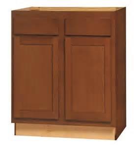 kitchen kompact cabinets glenwood beech kitchen kompact glenwood 30b beech base cabinet at menards 174