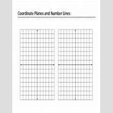 Coordinate Planes And Number Lines Teachervision