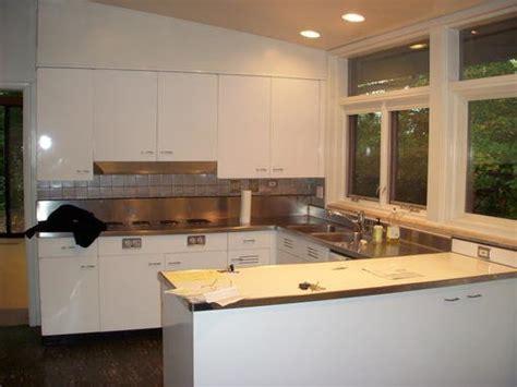 st charles kitchen cabinets st charles brand metal kitchen cabinets forum bob vila 5680